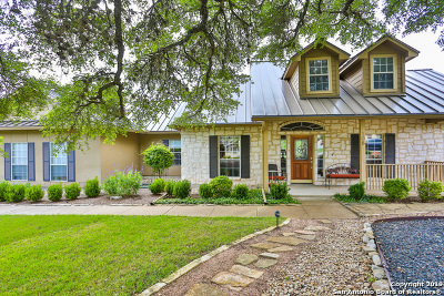 Boerne Single Family Home New: 108 Jackrabbit Circle