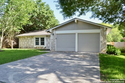 Single Family Home Active Option: 6666 Country Field Dr