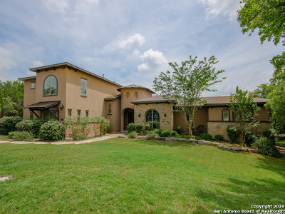 San Antonio Single Family Home New: 1302 Bobbins Ridge