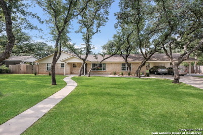 San Antonio Single Family Home New: 520 Skyforest Dr