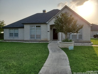Seguin Single Family Home New: 324 Las Brisas Blvd