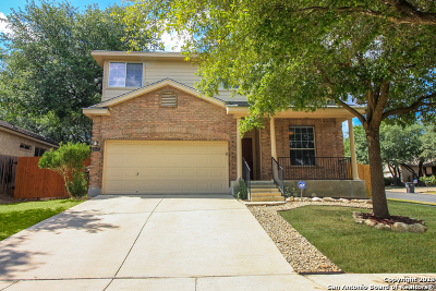 Helotes Single Family Home New: 8603 Tioga Pass