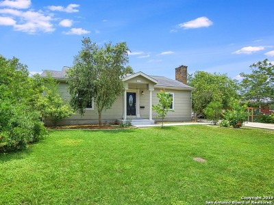 Single Family Home New: 244 W Mariposa Dr