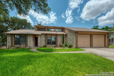 San Antonio Single Family Home New: 4834 Rockford St