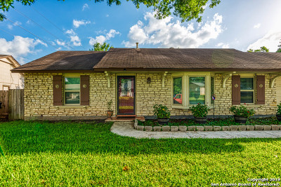 Live Oak Single Family Home New: 546 Shin Oak Dr
