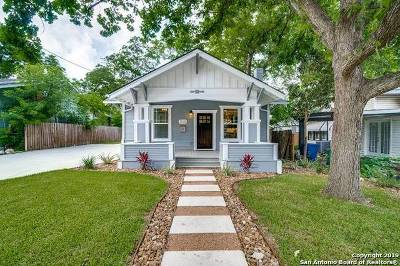 San Antonio Single Family Home New: 318 Queen Anne Ct