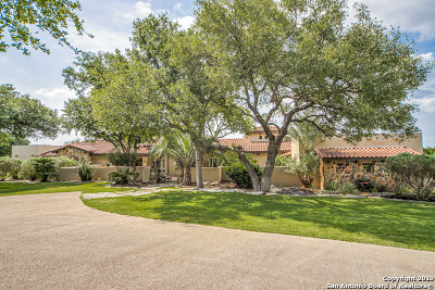 Boerne Single Family Home New: 202 Waterstone Pkwy