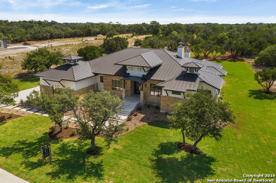 Boerne Single Family Home New: 111 Lajitas