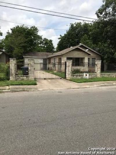 San Antonio TX Single Family Home New: $64,500