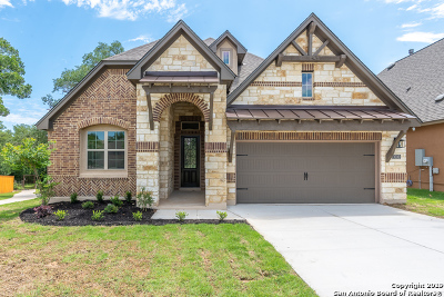 San Antonio Single Family Home New: 3030 Glen Hollow