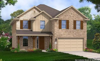 Boerne Single Family Home New: 27915 Caymus Cv
