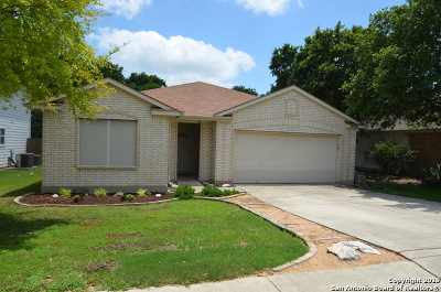 Schertz Single Family Home New: 1648 Cloudy Brook