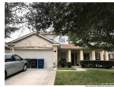 Helotes Single Family Home New: 13906 Jubilee Way