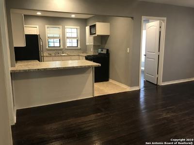 San Antonio Single Family Home New: 107 Colgate Ave
