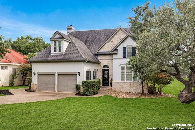 Boerne Single Family Home New: 29707 Fairway Bluff Dr