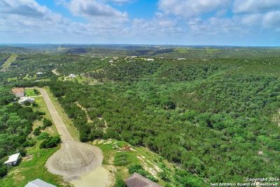 Boerne Residential Lots & Land Price Change: 105 W High Bluff Circle