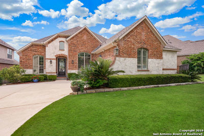 San Antonio Single Family Home New: 21718 Chaucer Hill