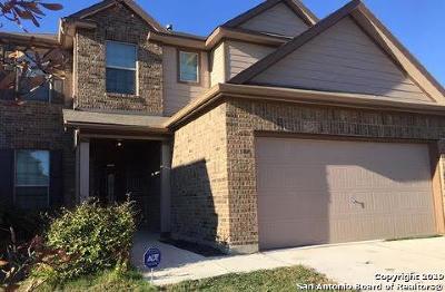 San Antonio Single Family Home New: 3902 Southern Field