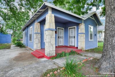 San Antonio Single Family Home New: 814 Arbor Pl