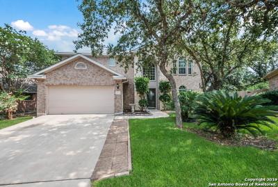 San Antonio Single Family Home New: 9834 Lockberry Ln