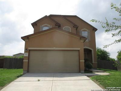 San Antonio Single Family Home New: 5111 Mustang Cove
