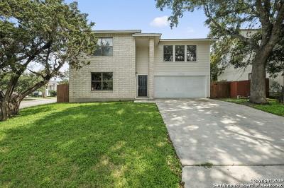 San Antonio Single Family Home New: 7604 Wood Bluff
