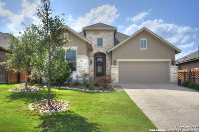 Bulverde Single Family Home New: 3781 Cremini Dr