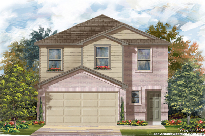 San Antonio TX Single Family Home New: $186,904