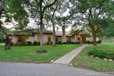 Helotes Single Family Home New: 11131 Donkey Flt