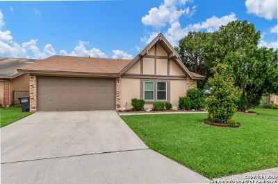 San Antonio Single Family Home New: 11910 Gallant Forest