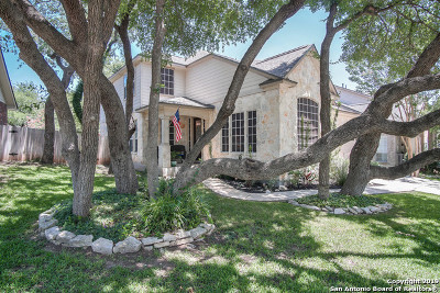 San Antonio Single Family Home New: 1309 Walkers Way
