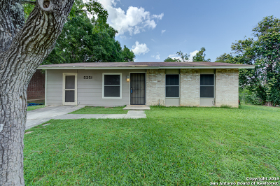 San Antonio TX Single Family Home New: $107,000