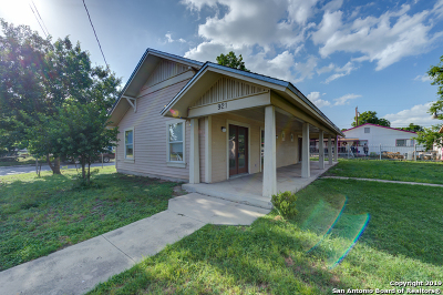 San Antonio TX Single Family Home New: $71,500