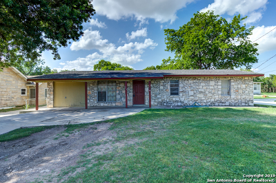 San Antonio Single Family Home New: 539 Hot Wells Blvd