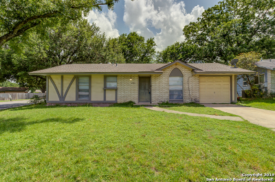 San Antonio TX Single Family Home New: $88,100