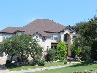 San Antonio Single Family Home New: 24026 Gray Canyon
