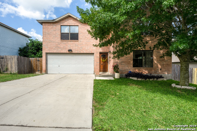 San Antonio Single Family Home New: 4522 Everstone Creek