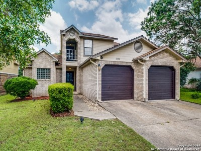 San Antonio Single Family Home New: 1131 Summit Crest