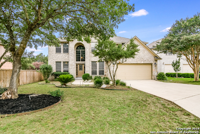 San Antonio Single Family Home New: 18207 Settlement Way