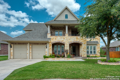 San Antonio Single Family Home New: 12411 Prince Solms