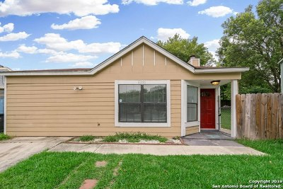 San Antonio Single Family Home New: 6031 Hidden Sunrise Dr