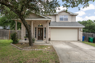 San Antonio Single Family Home New: 8230 Aldon Woods