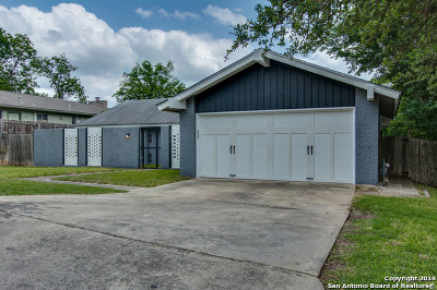 Live Oak Single Family Home New: 7810 Village Oak Dr