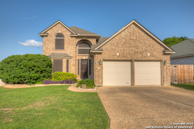 San Antonio Single Family Home New: 21730 Lawrey Dr