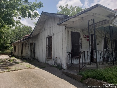 San Antonio Single Family Home New: 2646 E Commerce St