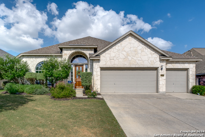 Boerne Single Family Home New: 24914 White Creek