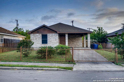 San Antonio Single Family Home New: 5867 Bowsprit St