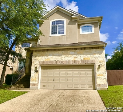 San Antonio Single Family Home New: 14290 Savannah Pass