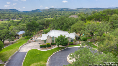 Canyon Lake Single Family Home New: 113 Campbell Dr