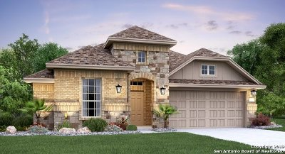 San Antonio Single Family Home New: 15078 Stagehand Dr